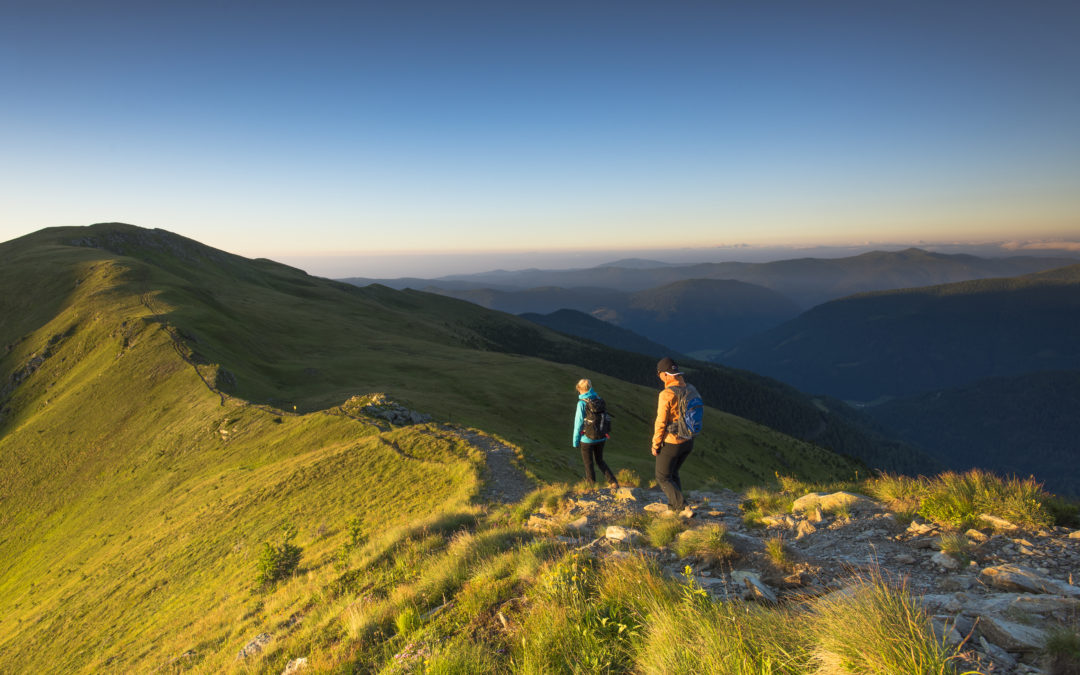 Nockberge-Trail – a perfect trail for the summer