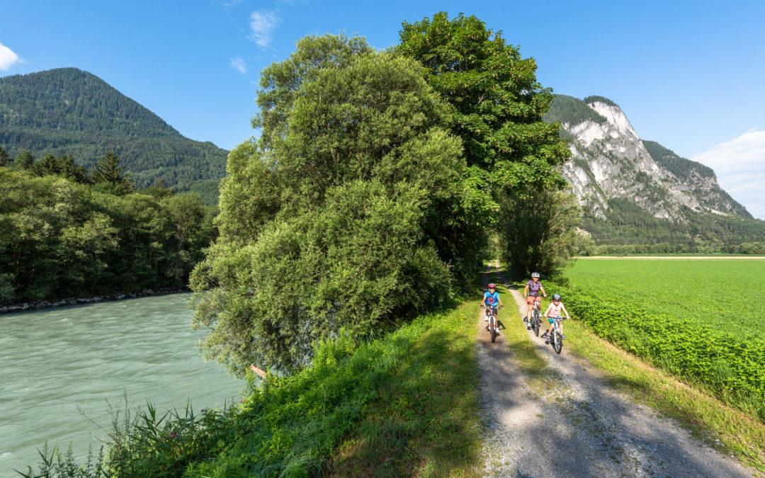 Drauradweg – Radfahren mit Komfort