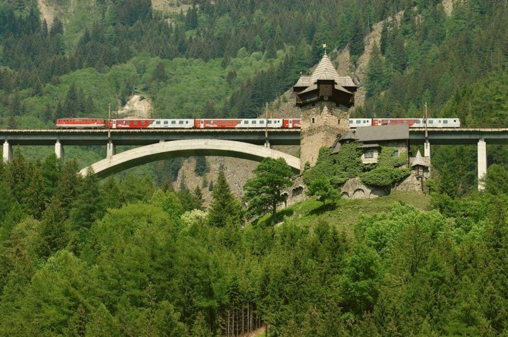 ÖBB Bahn