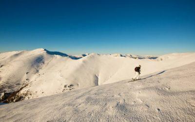 Nockberge-Trail Skitourendurchquerung