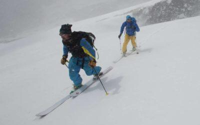 Tipps für das Skitouren gehen bei Schlechtwetter