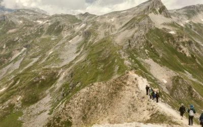 Als Wanderer bist du Teil des Nationalparks – Bitte verhalte Dich auch so!