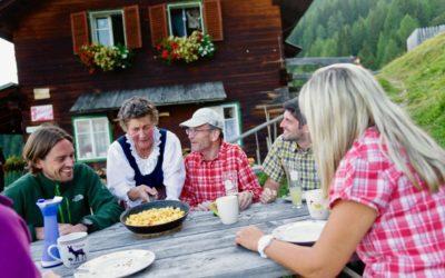 Der Alpe-Adria-Trail -Ein Genuss für Vegetarier