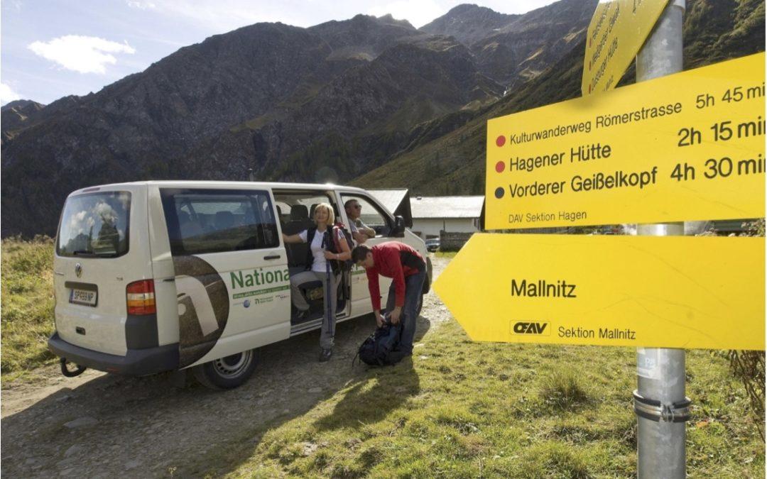 Umweltfreundliches Reisen mit Bookyourtrail.com