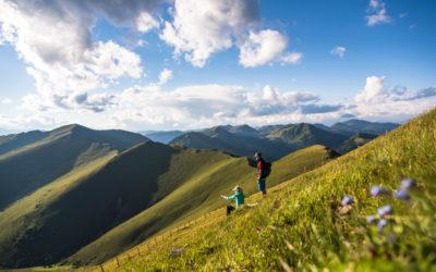Nockberge-Trail Weitwanderweg