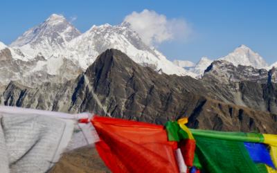 Everest Trekking: Der beste Blick auf den Mount Everest!