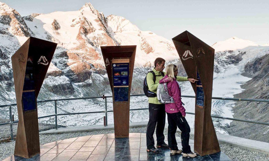 Alpe-Adria-Trail Etappenstart