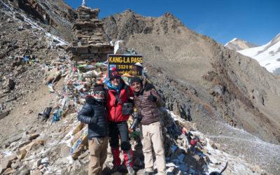 Work in Progress: Snow Leopard Trail – Ein Rückblick