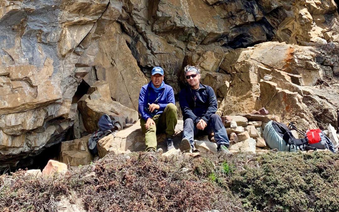Live aus dem Himalaya (4): Auf der Spur des Schneeleoparden