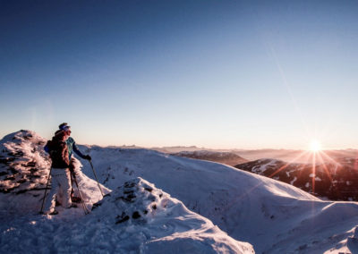 Nockberge-Trail (winter edition)