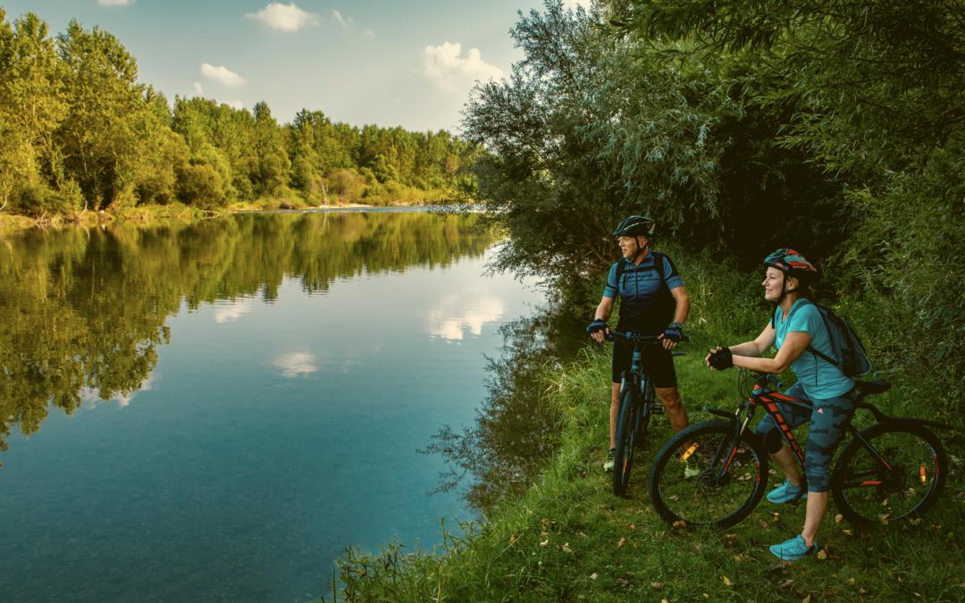 Amazon of Europe Bike Trail: Das Ende wird mein Anfang sein